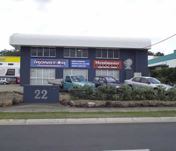 ironstar engineering factory in burleigh heads gold coast