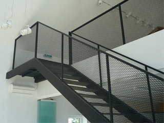 metal fabrication staircase