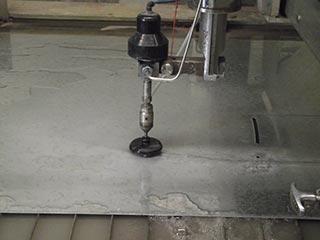 Water Jet Cutting - Ironstar Engineering